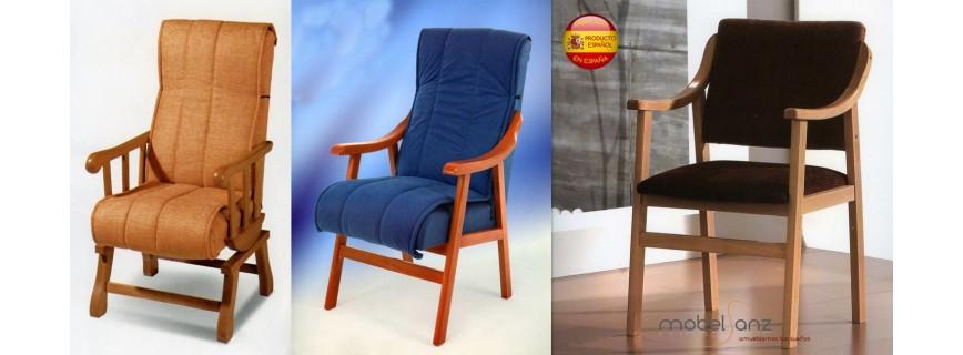 Sillones y butacas muebles mobelsanz for Butacas y sillones